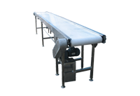 Feet packing conveyor